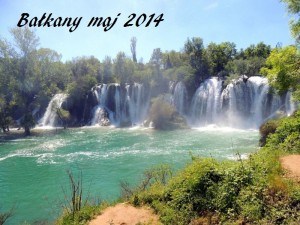 Bałkany maj 2014